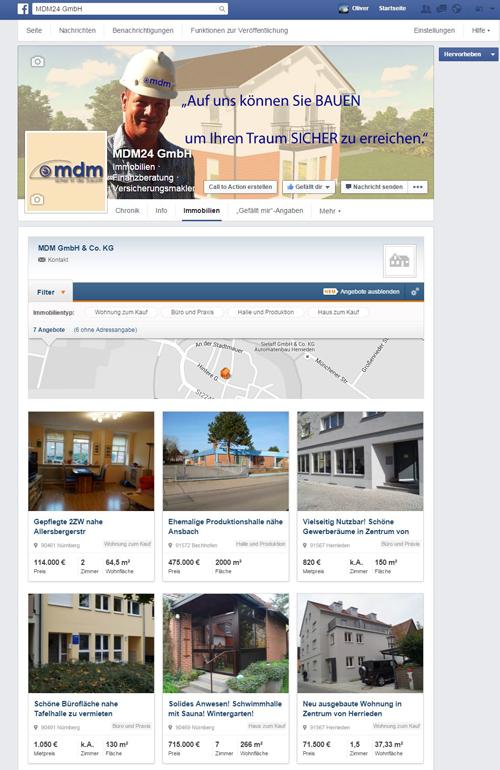 Immobilien-App