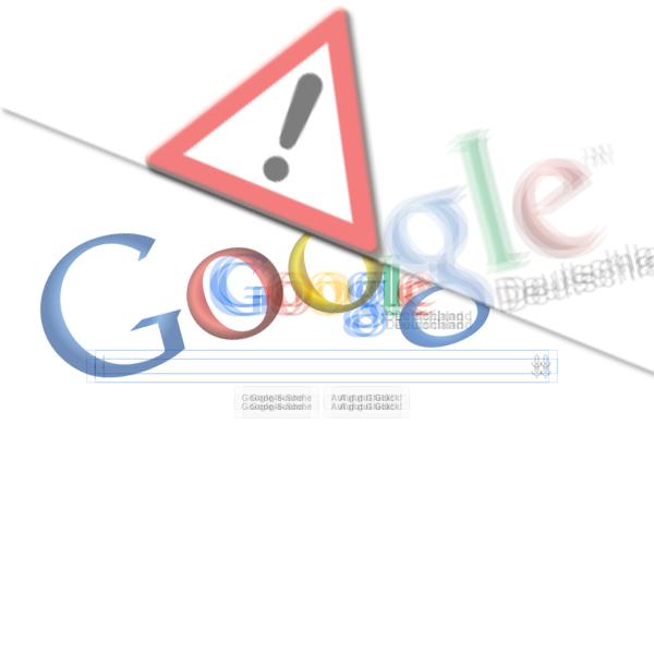 Zu alte Homepages sind für Google nun Killer-Seiten